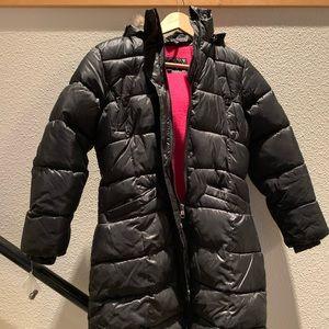 Long Steve Madden winter coat.